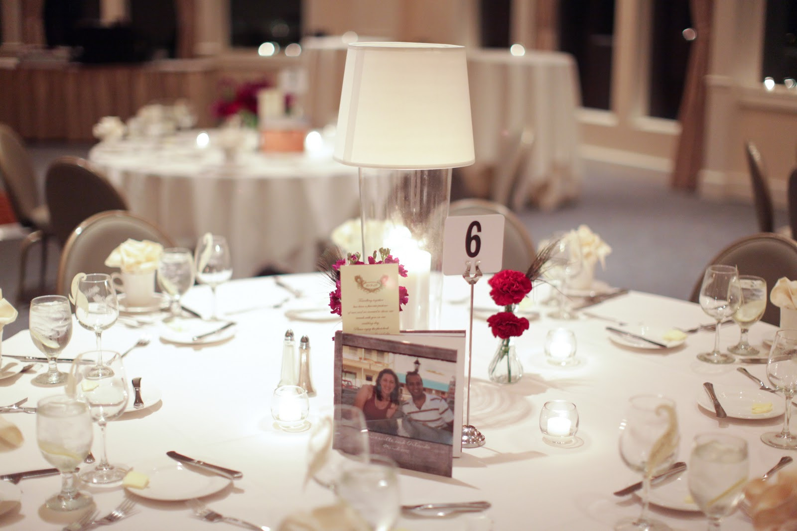 Best ideas about DIY Wedding Table Decorations . Save or Pin Nàe Chic Wedding DIY Table Decor Now.