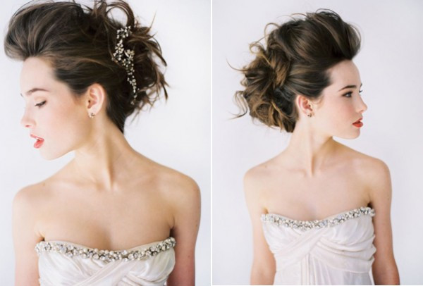 Best ideas about DIY Wedding Updos . Save or Pin Top 20 Wedding Updos Wedding Ideas Now.