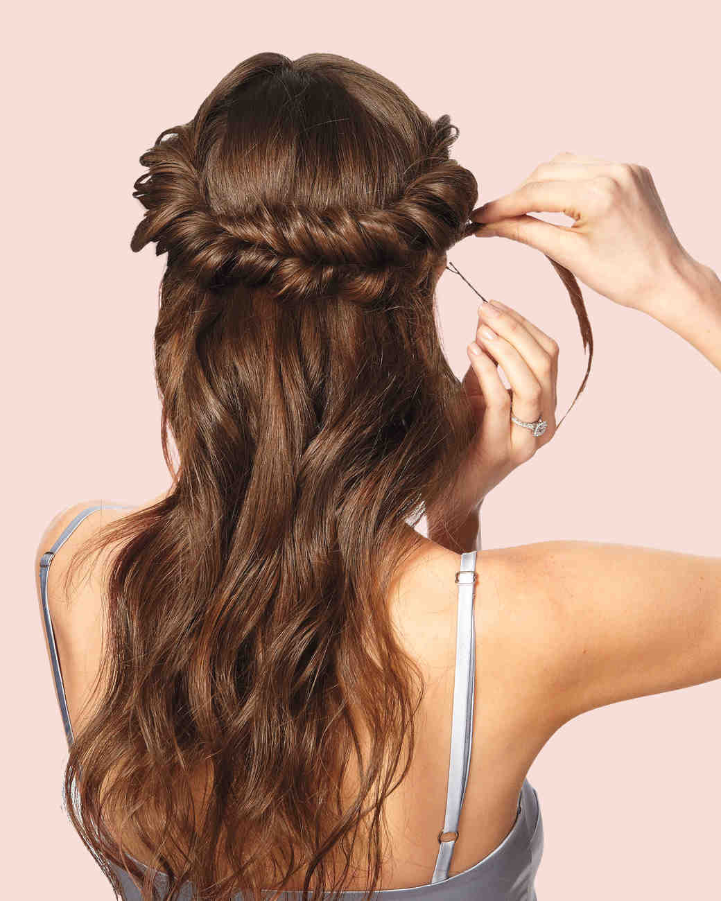 Best ideas about DIY Wedding Updos . Save or Pin DIY Wedding Updos Now.