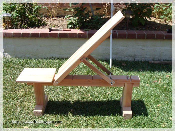 Best ideas about DIY Weight Bench . Save or Pin DIY BLOG DIY Weight Bench 5 position Flat Incline Now.