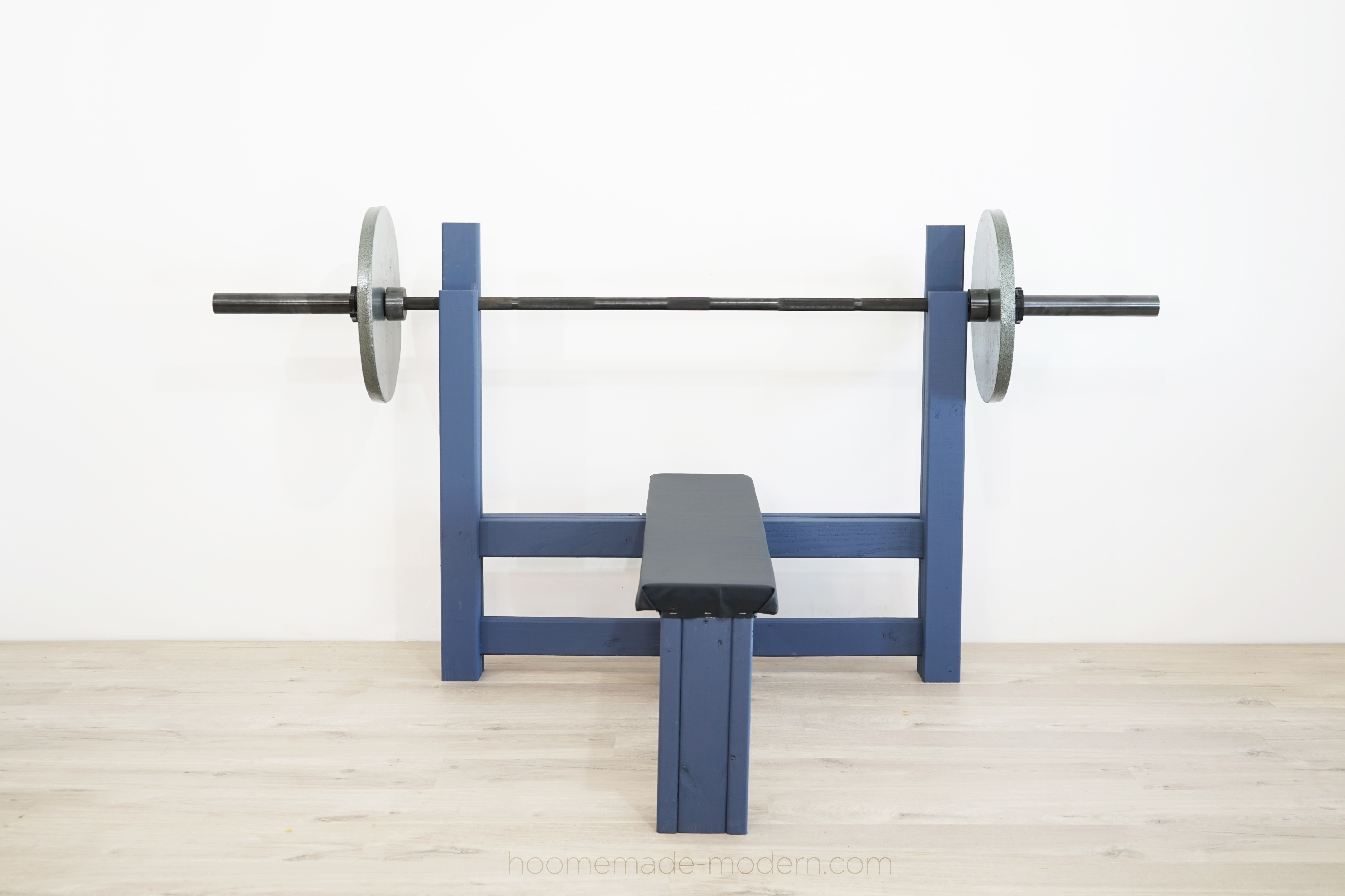 Best ideas about DIY Weight Bench . Save or Pin HomeMade Modern EP133 DIY Benchpress Now.
