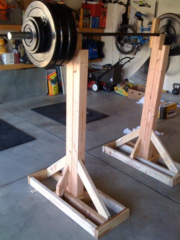 Best ideas about DIY Weight Bench . Save or Pin 1000 images about Squat Rack on Pinterest Now.