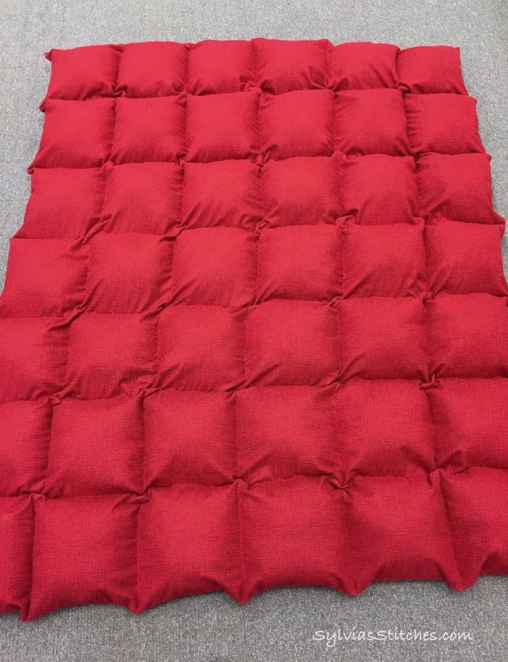 Best ideas about DIY Weighted Blanket . Save or Pin Best 25 Weighted blanket for adults ideas on Pinterest Now.