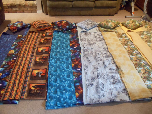 Best ideas about DIY Weighted Blanket . Save or Pin 11 Cozy Weighted Blankets DIY Ideas And Projects Now.