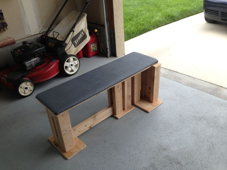 Best ideas about DIY Weights Bench . Save or Pin weight bench diy Google Search Now.