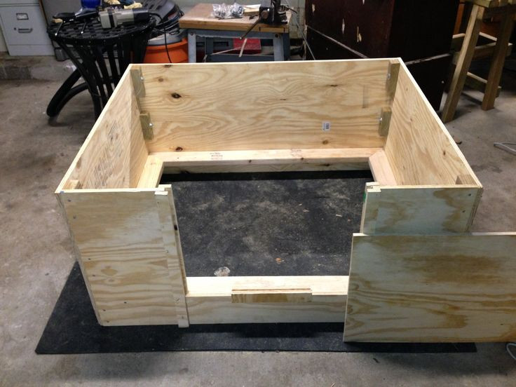 Best ideas about DIY Whelping Box . Save or Pin 39 best images about Boxweiler Puppies Nov 2014 on Now.