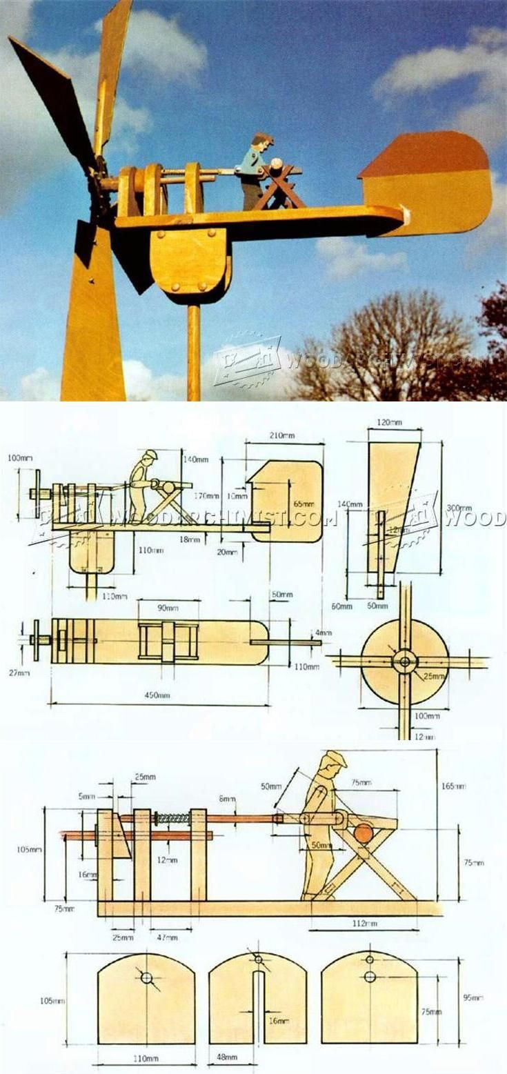 Best ideas about DIY Whirligig Plans . Save or Pin Whirligig Plans Outdoor Plans and Projects Now.