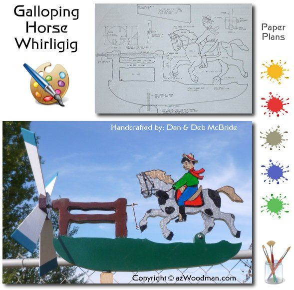 Best ideas about DIY Whirligig Plans . Save or Pin Whirligig Patterns Free camping Now.