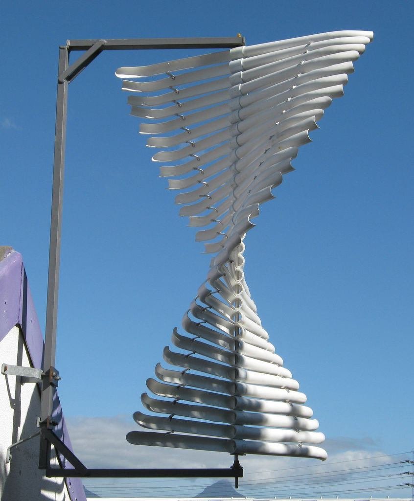 Best ideas about DIY Wind Turbine Plans . Save or Pin Helical Vawt blades and Charge Controller 5 Steps with Now.