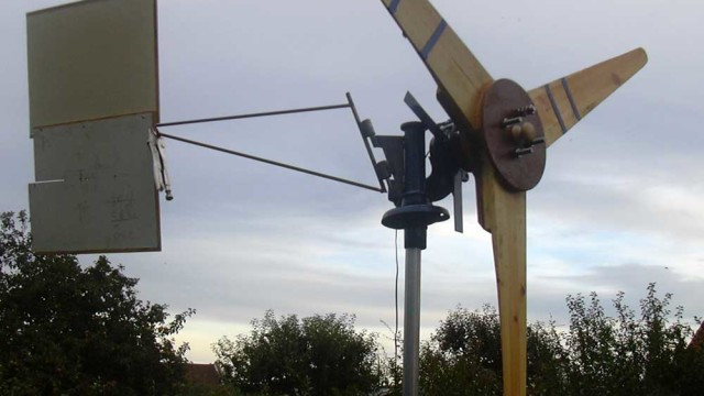 Best ideas about DIY Wind Turbine Plans . Save or Pin 8 DIY Wind Turbine Designs To Generate f Grid Power Now.