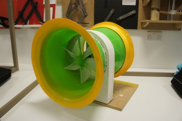 Best ideas about DIY Wind Turbine Plans . Save or Pin DIY Wind Turbine Like A Whirligig Mounted Inside A Funnel Now.