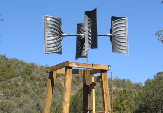 Best ideas about DIY Wind Turbine Plans . Save or Pin Easy Homemade Windmill Plans For Wind Power Preparing Now.