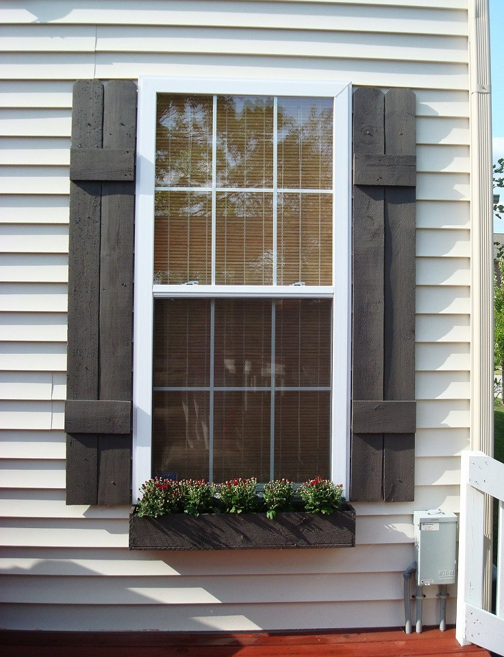 Best ideas about DIY Window Planter Box . Save or Pin Top 10 Best DIY Window Boxes Top Inspired Now.