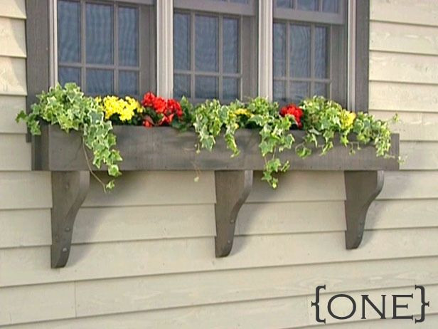 Best ideas about DIY Window Planter Box . Save or Pin Ten DIY Window Box Planter Ideas with Free Building Plans Now.