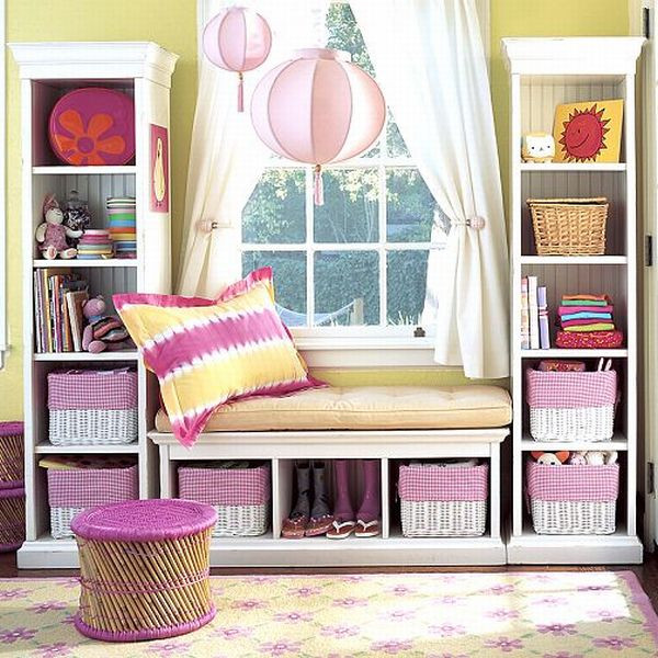 Best ideas about DIY Window Seats With Storage . Save or Pin 30 Inspirational Ideas for Cozy Window Seat Now.