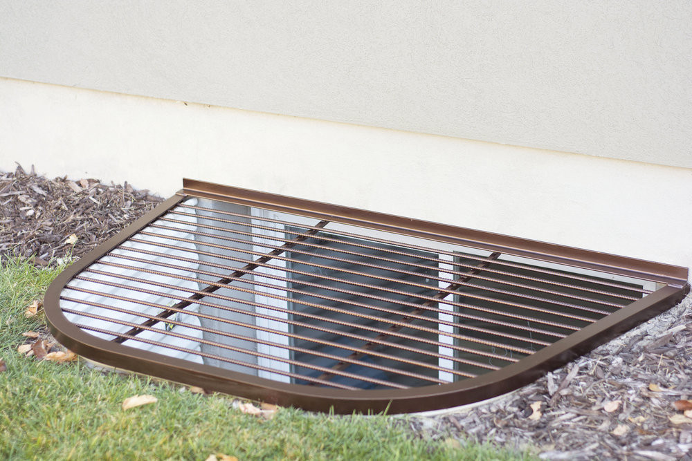 Best ideas about DIY Window Well Cover . Save or Pin Rebar Window Well Covers — Safewell Now.