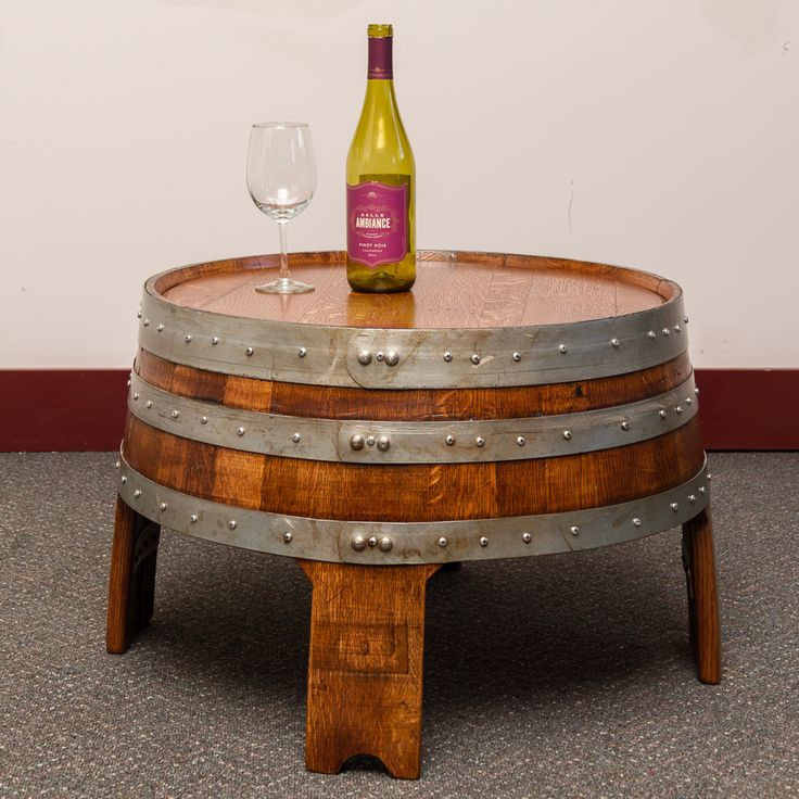 Best ideas about DIY Wine Barrel Table . Save or Pin Best 25 Wine barrel coffee table ideas on Pinterest Now.