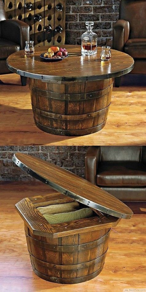 Best ideas about DIY Wine Barrel Table . Save or Pin Best 25 Wine barrel table ideas on Pinterest Now.