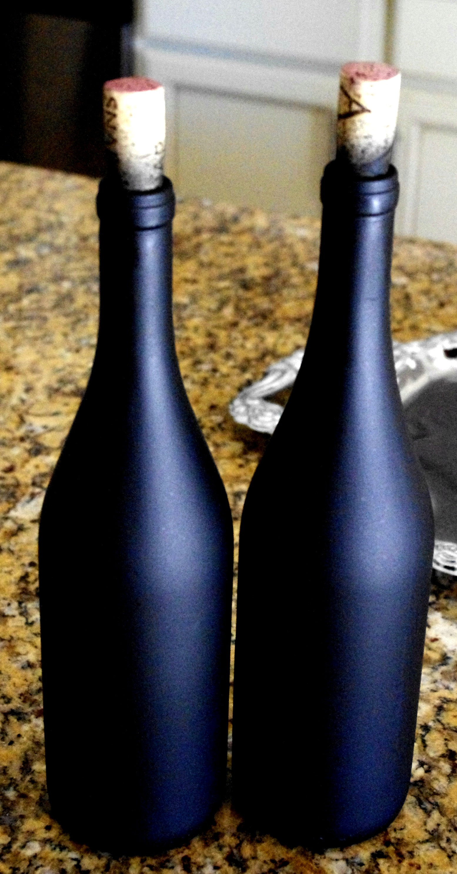 Best ideas about DIY Wine Bottle . Save or Pin DIY Halloween Decorations using empty wine bottles Now.