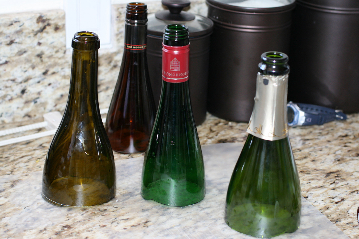 Best ideas about DIY Wine Bottle . Save or Pin Invite and Delight DIY Wine Bottle Candles Now.