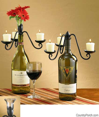 Best ideas about DIY Wine Bottle Centerpieces . Save or Pin My DIY Wine Bottle Centerpieces Weddingbee Now.