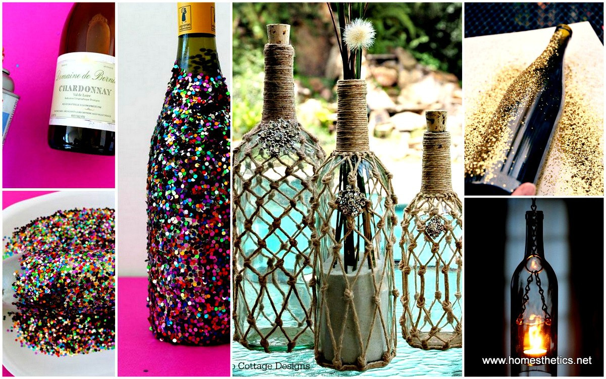 Best ideas about DIY Wine Bottle . Save or Pin 40 DIY Wine Bottle Projects And Ideas You Should Now.