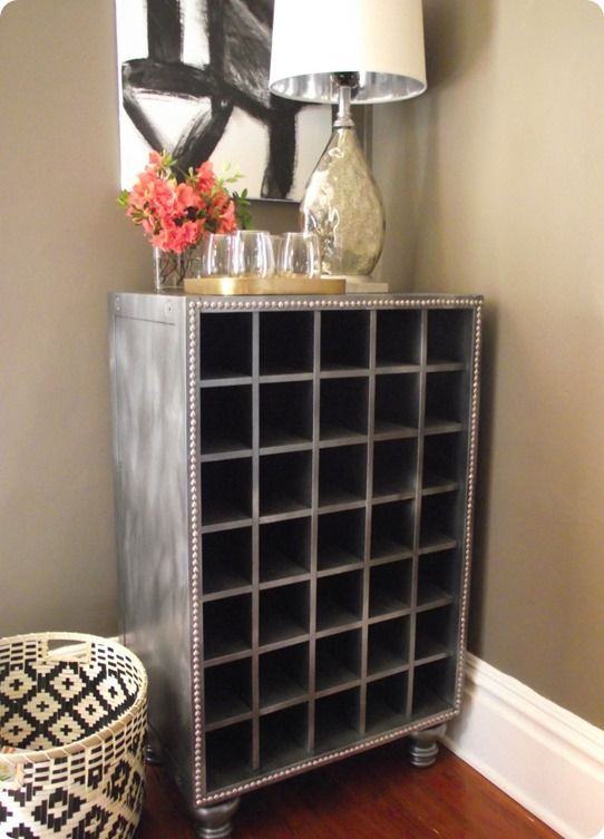 Best ideas about DIY Wine Cabinet . Save or Pin DIY Restoration Hardware Hacks part 1 Now.