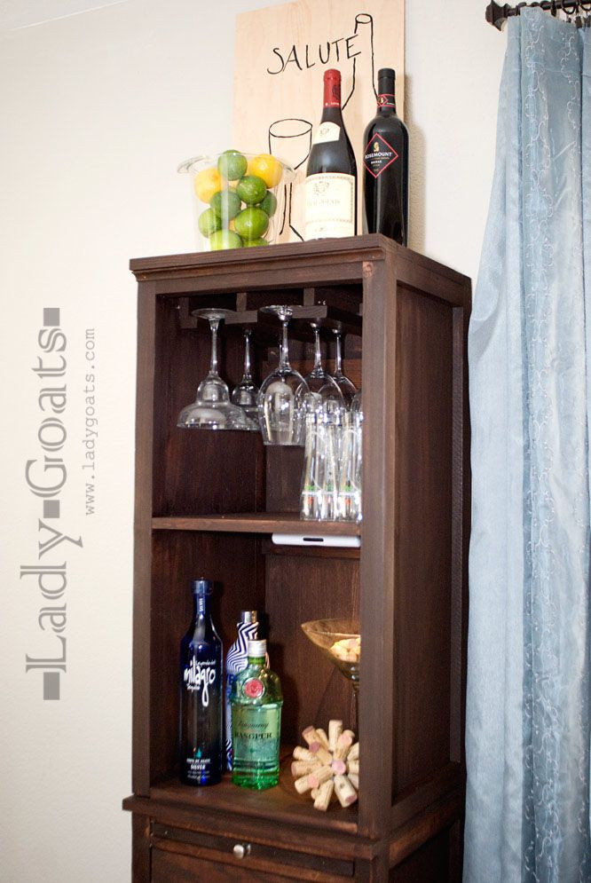 Best ideas about DIY Wine Cabinet . Save or Pin Modular Wine Rack Plans Free WoodWorking Projects & Plans Now.