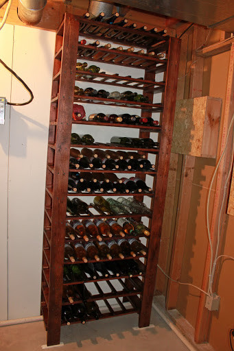 Best ideas about DIY Wine Cabinet . Save or Pin DIY Build Your Own Wine Rack – Between3Sisters Now.