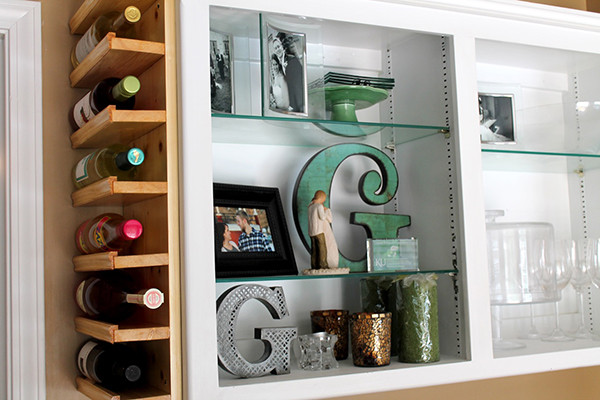 Best ideas about DIY Wine Cabinet . Save or Pin Amazing DIY Wine Storage Ideas Now.