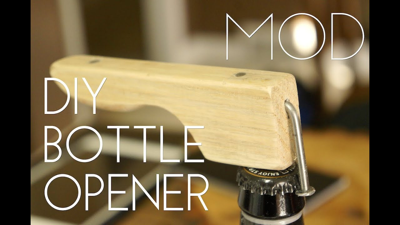 Best ideas about DIY Wine Opener . Save or Pin Mini MOD Monday DIY Bottle Opener Now.