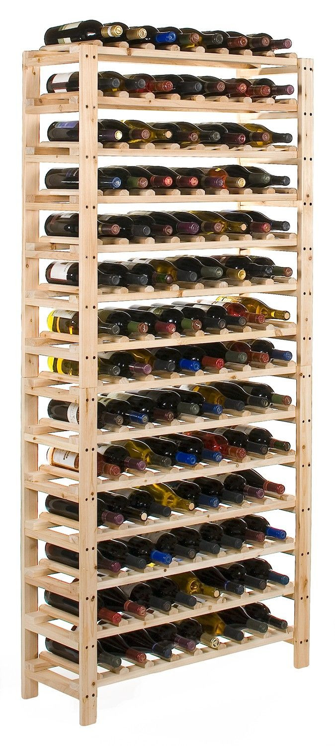 Best ideas about DIY Wine Racks Plan . Save or Pin Diy Wine Cellar Rack Plans WoodWorking Projects & Plans Now.