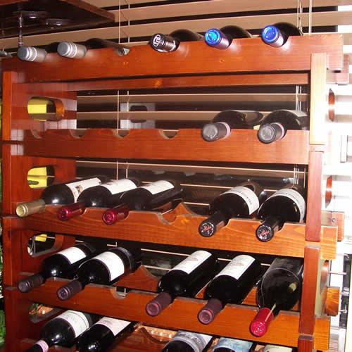 Best ideas about DIY Wine Racks Plan . Save or Pin Wine Rack Plans Modular Woodwork Plans How To DIY PDF Now.