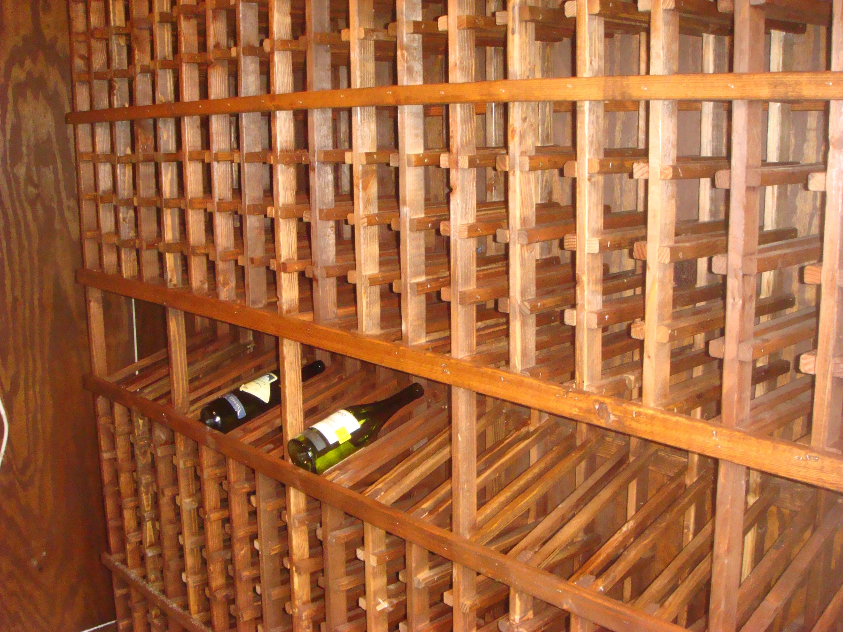 Best ideas about DIY Wine Racks Plan . Save or Pin Woodwork Diy Wine Cellar Rack Plans PDF Plans Now.