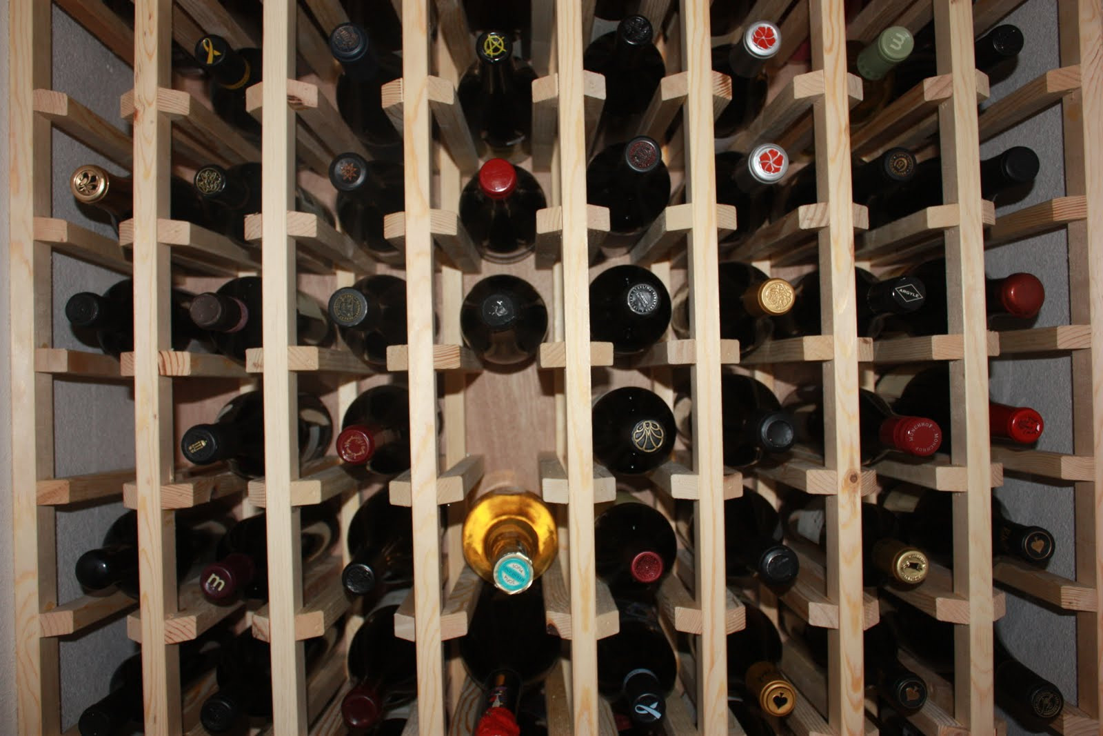 Best ideas about DIY Wine Racks Plan . Save or Pin Wine Rack Plans Necessary Criteria In Woodoperating Now.