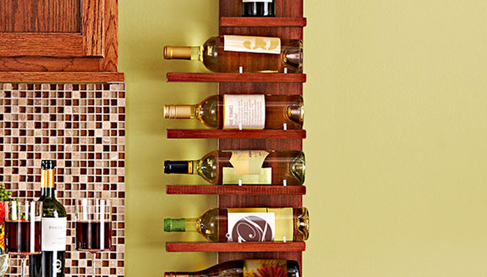 Best ideas about DIY Wine Racks Plan . Save or Pin DIY Wine Rack Plans Now.