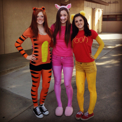 Best ideas about DIY Winnie The Pooh Costume . Save or Pin disney costume on Tumblr Now.