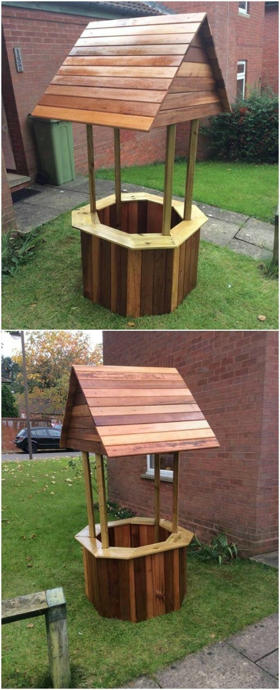 Best ideas about DIY Wishing Well Plans . Save or Pin 10 Easy DIY Garden Wishing Wells You Can Make Today – With Now.