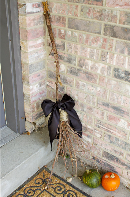 Best ideas about DIY Witch Broomstick . Save or Pin Craftionary Now.