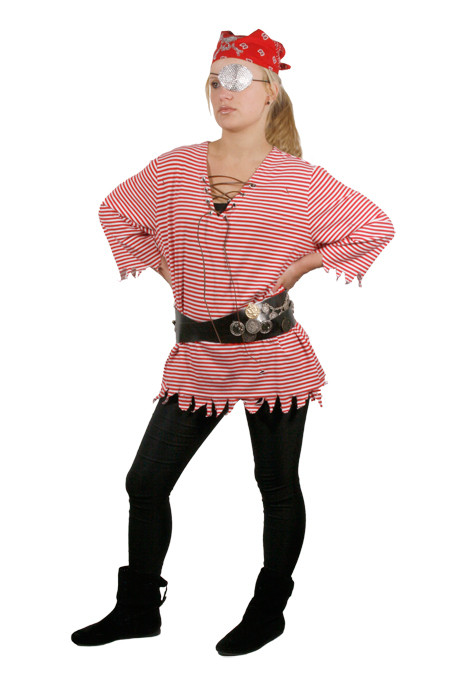 Best ideas about DIY Woman Pirate Costume . Save or Pin 19 Easy Adult Halloween Costume Patterns – Tip Junkie Now.