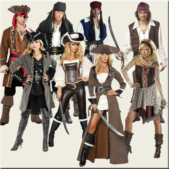 Best ideas about DIY Woman Pirate Costume . Save or Pin Homemade Pirate Costume Ideas For Making The Perfect Now.