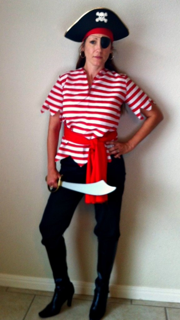 Best ideas about DIY Woman Pirate Costume . Save or Pin Best 13 Pinterest Pins of 2013 Foster2Forever Now.