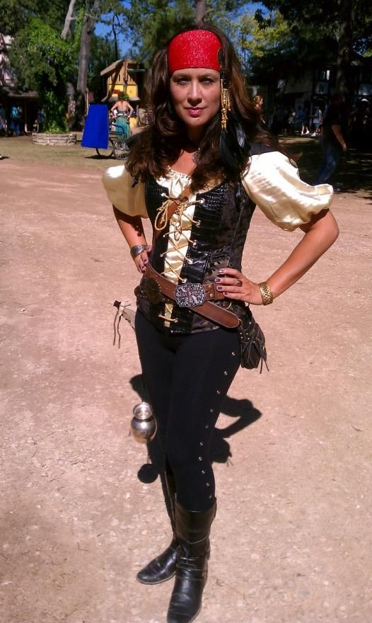 Best ideas about DIY Woman Pirate Costume . Save or Pin Best 25 Homemade pirate costumes ideas on Pinterest Now.