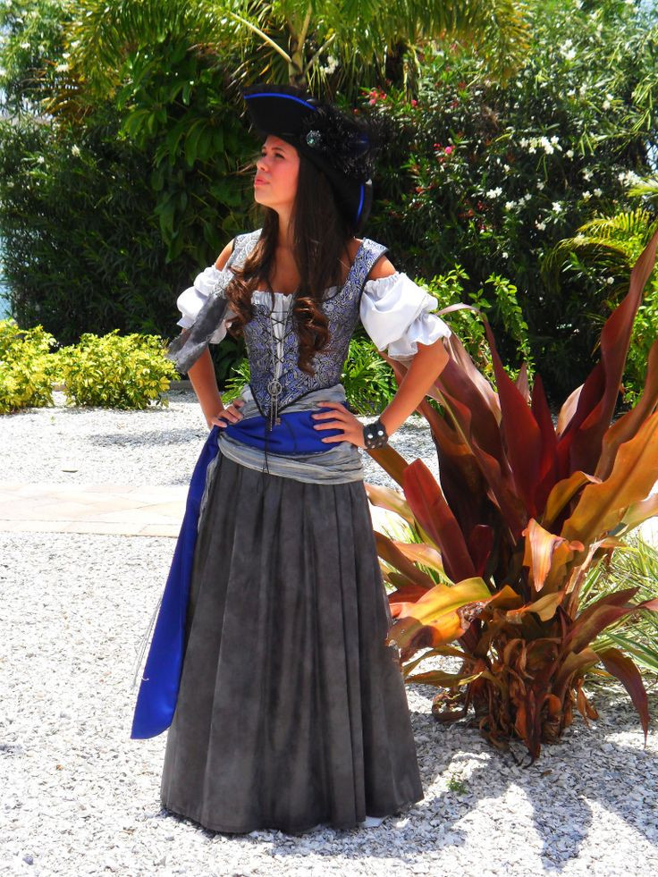 Best ideas about DIY Woman Pirate Costume . Save or Pin 25 best Homemade pirate costumes ideas on Pinterest Now.