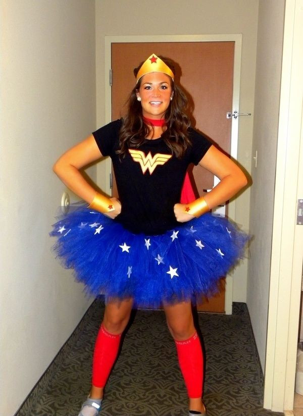 Best ideas about DIY Womens Halloween Costume Ideas . Save or Pin 19 Easy DIY Adult Costumes Now.