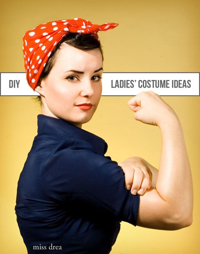 Best ideas about DIY Womens Halloween Costume Ideas . Save or Pin Costume Ideas for La s Halloween Now.