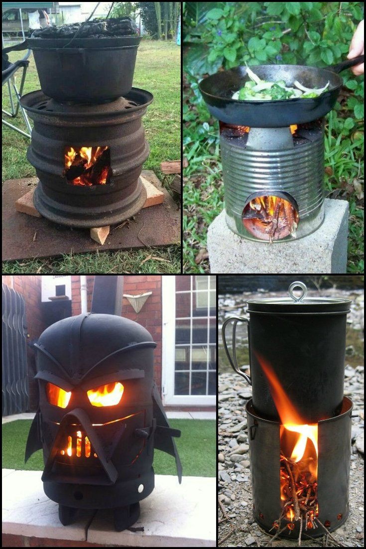 Best ideas about DIY Wood Burning . Save or Pin 25 Best Efficient Homemade Wood Burning Stoves And Heaters Now.