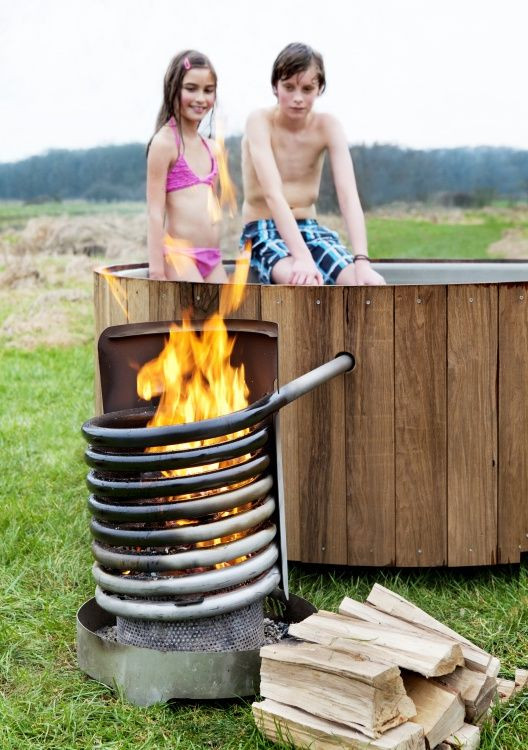 Best ideas about DIY Wood Burning . Save or Pin 143 best Wood Fired Hot Tubs images on Pinterest Now.