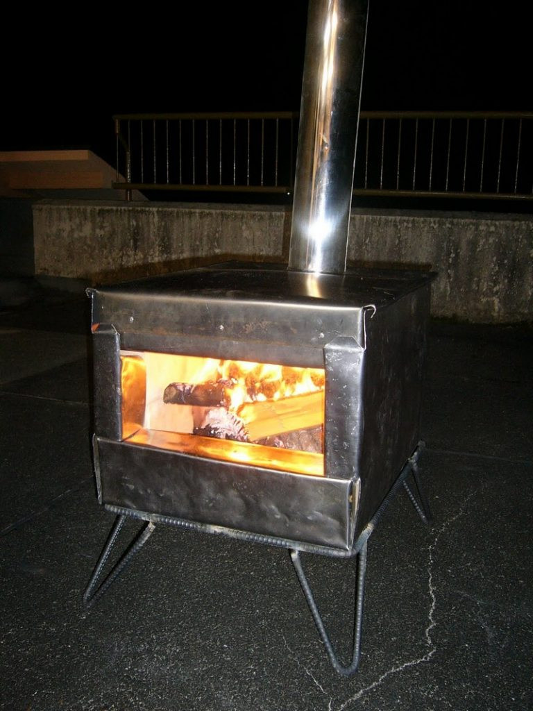 Best ideas about DIY Wood Burning . Save or Pin Homemade Wood Burning Stoves And Heaters Now.