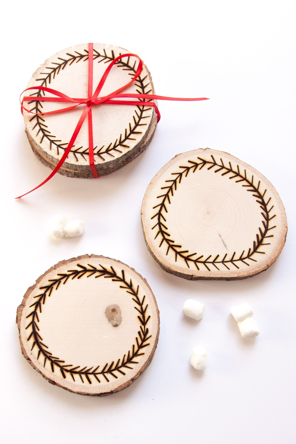 Best ideas about DIY Wood Burning . Save or Pin DIY Wood Burned Coasters Now.